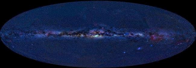 Галактика Млечный Путь (Galaxy Milky Way) .